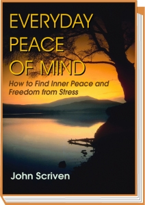 EVERYDAY PEACE OF MIND by John Scriven
