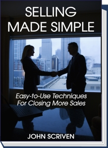 Selling Made Simple by John Scriven